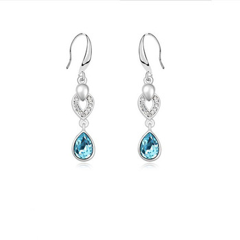 Water Tears Earrings 1