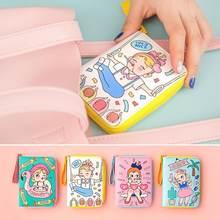 Милые забавные Кошельки для монет с принтом фламинго девушек