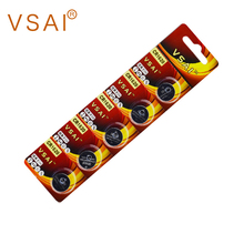 VSAI 5pcs/Lot CR1620 3V Cell Battery Button Coin Batteries For Car Remote Control Watches