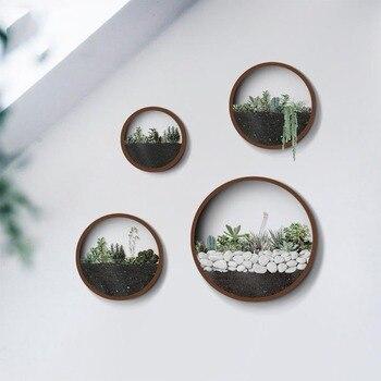 Circle Wall Planter
