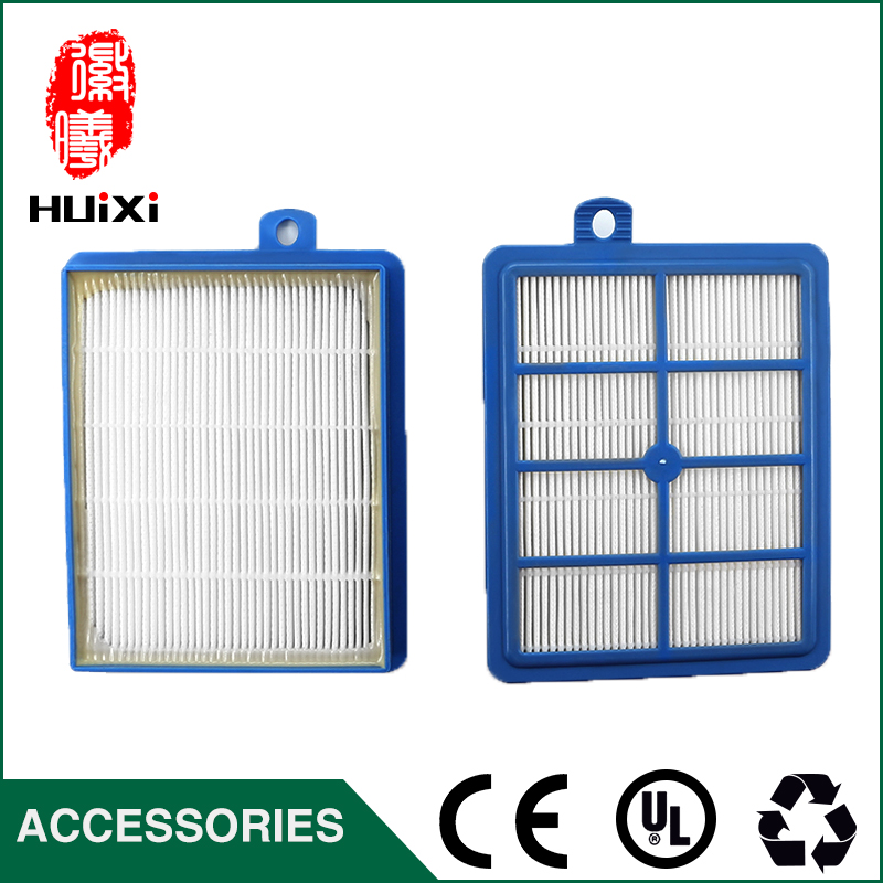 150*120*24mm Size blue air hepa filter Element of Vacuum Cleaner parts of  Vacuum Cleaner FC9080  ZE346B беспроводная акустика interstep sbs 150 funnybunny blue is ls sbs150blu 000b201