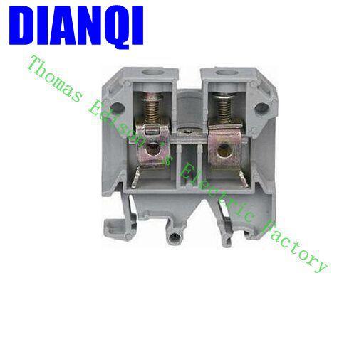 цена на JXB-16/35 SAK-16EN Terminal Block Terminal Connector/Cable Connector/Wire Connector/Splice 100PCS/Pack
