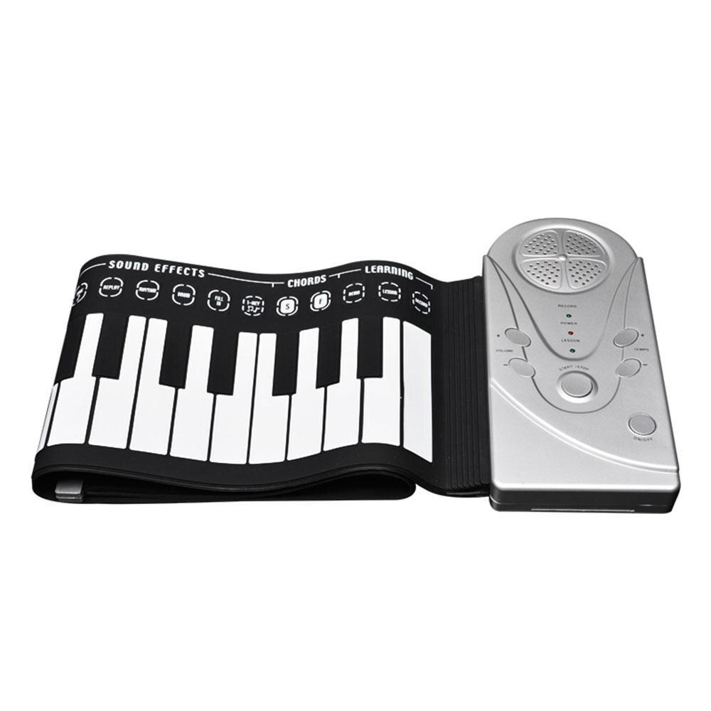 Clavier électronique Piano orgue électronique retrousser Piano 49 touches 49K1 souple édition préliminaire avec haut-parleur