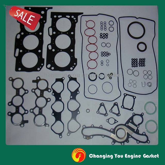 US $39 0 |5GRFE For TOYOTA CROWN GRS182L LEXUS IS300 Metal Full Set Engine  Rebuild kits Automotive Spare Parts 04111 31300 on Aliexpress com | Alibaba