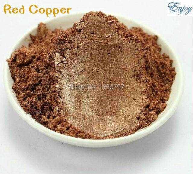 Bronze color mica powder for make up,Multipurpose Pearlescent Pigment, 500g/lot