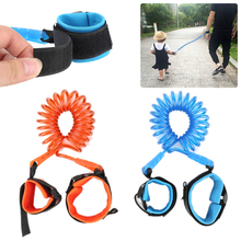 Most Popular Toddler Kids Baby Safety Walking Harness Anti-lost Strap Wrist Leash Children Hand Belt Rope Length 2.5m for kid