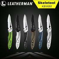LEATHERMAN Skeletool KBX/KB Pocket Knife with Bottle Opener