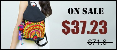 Ethnic Embroidered Bag 17