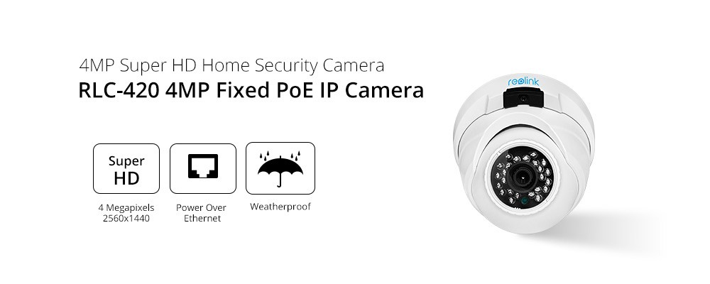 IP camera poe 4mp bullet dome video cam 2