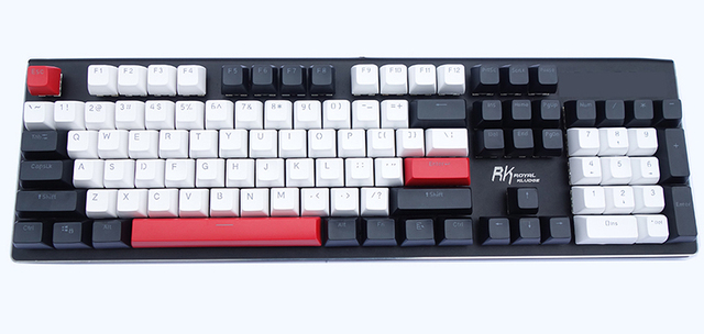 Bảng giá 104-key SA Profile Thick ABS Keycaps Double Shot Top Shine Thru ANSI for Cherry MX Switches Mechanical Keyboard Free Shipping Phong Vũ