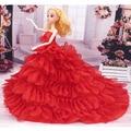 2016 New fashion handmade beauty doll dress for 29 ~ 30cm doll