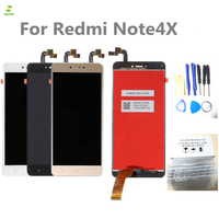 AAA New For Xiaomi Redmi Note 4X LCD Display Touch Screen Replacement For Xiaomi Redmi Note