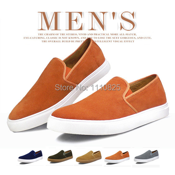 ФОТО Free shipping, man's summer leather casual shoes, breathable casual fashion Flats, size:44-50