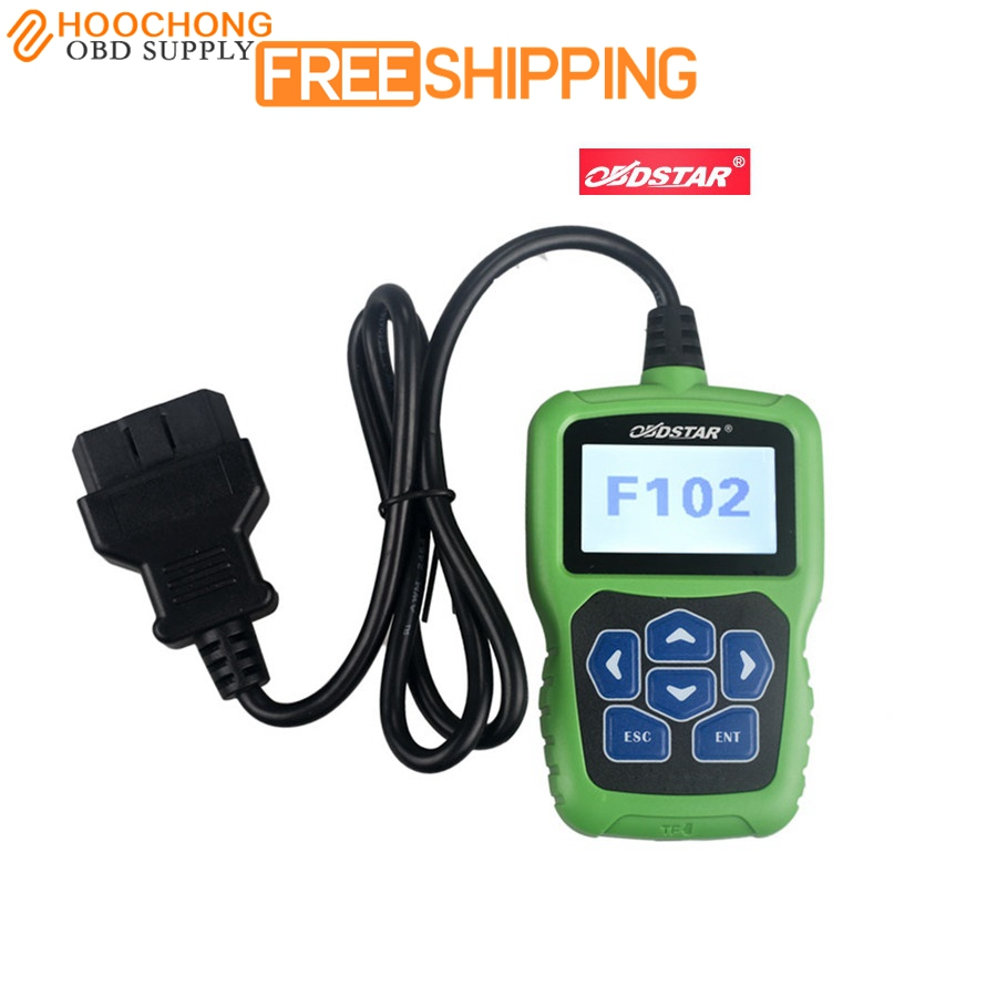 OBDSTAR F102 with Immobiliser and Odometer Function OBDSTAR f102 For Nissan/Infiniti Automatic Pin Code Reader