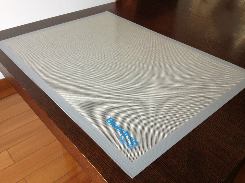 1200 600 0 7mm Large Size Kneading Dough Silicone Baking Mat Non Skid Pastry Cake Mat