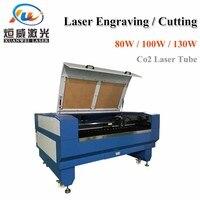 ЧПУ лазерная гравировка резка машина Вт 6090 Вт 100 80 Вт Co2 лазерный резак гравер резки металла машина для вырезания стекла
