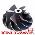 Kinugawa турбо компрессор колеса 39 6/51 мм для Mitsubishi TD04 TD04L 14 T/для VOLVO S40 V40/для SAAB 9-3 9-5