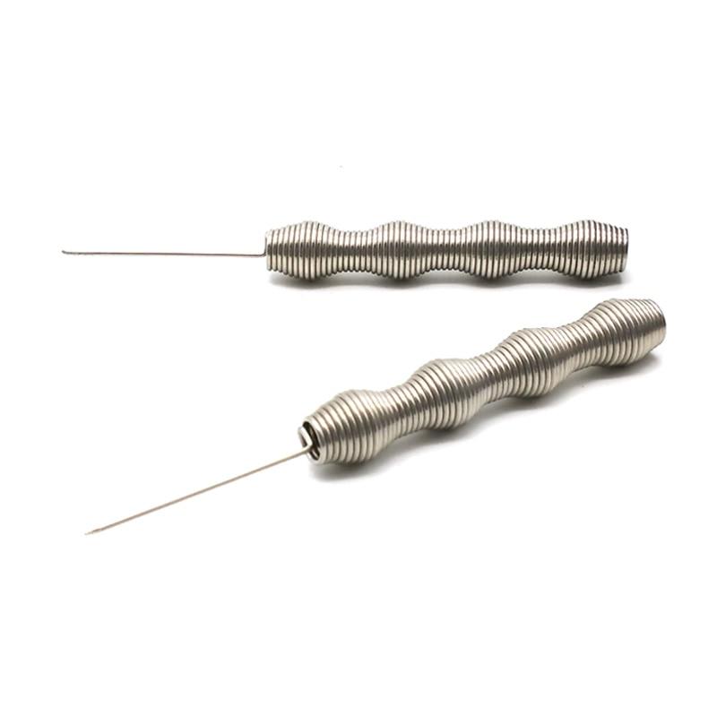 Spring Style Shisha Hookah Foil Poker Hole Puncher Needle Tool For Hookahs Sheesha Chicha Narguile Aluminum Foil Accessories