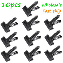 10pcs wholesale cheap price Heavy Duty Muslin Spring Camera Clamp Clips Mount for Photo Studio Backdrop Backgrounds