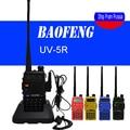 Hot Portable Radio Baofeng UV-5R uv5r two way radio Walkie Talkie pofung 5W vhf uhf dual band two-way baofeng uv 5r communicator