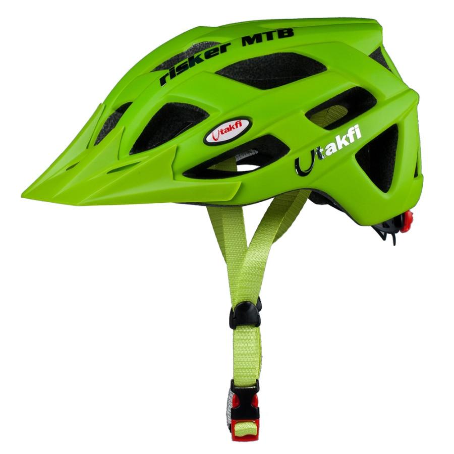 CE Bicycle Helmet 23 Air Vents Cycling Protective Helmets Road MTB Bike Helmet Size L Green Blue Black Cascos Ciclismo PC+EPS