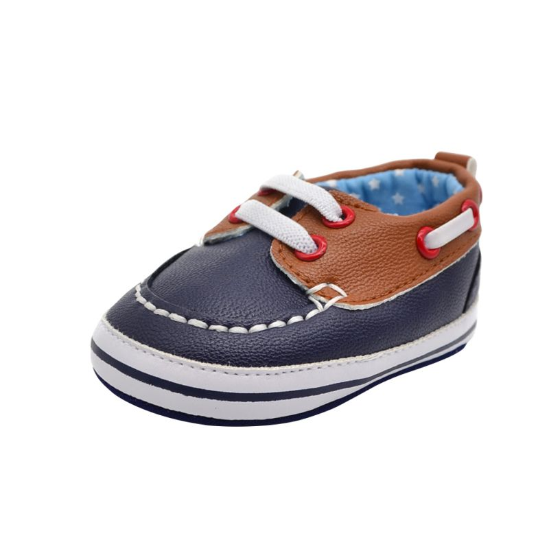 Kids-PU-Leather-Baby-Boys-Lace-Up-Crib-Shoes-Mixed-Colors-Anti-Slip-First-Walkers-0-18M-1