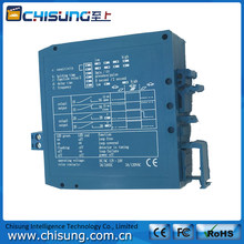 Quatro classe ajustável Dupla 12 V/24VDC Detector de Loop Veículo Magnetic Autocontrol M1H de Controle de Sinal