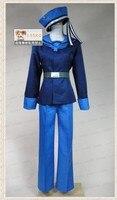 2016 Axis Powers Hetalia Norway Cosplay Costume