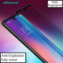 Tempered Glass For Xiaomi Mi9 Mi 9 Screen Protector Nillkin XD CP+Max Full Coverage Anti-Explosion Glass Film For Mi 9 Explore nillkin защитное стекло anti explosion glass screen cp max 3d для iphone 6 6s 4 7