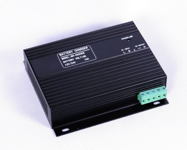 10A Battery Charger for Generator Set ( 12V 24V automatic ) 10a battery charger for generator set 12v 24v automatic