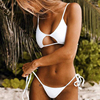 ZTVitality Sexy White Push Up Bikini 2020 Hot Sale Padded String Thong Bikinis Low Waist Swimsuit Female Biquini Swimwear Women