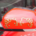 Loverly Car Stickers Cat Style Car Styling Motorcycle Sticker Vinyl Decal Waterproof Sticker For Car Accessories