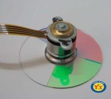 De alta Calidad de la Rueda de Color Del Proyector Para Viewsonic PJ506D/PJ558D Proyectores