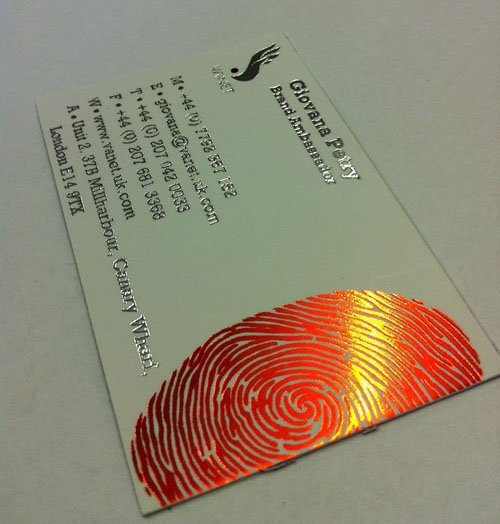 customize business cards online free