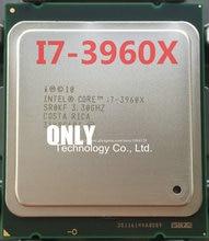 Intel Core i7 3960 i7 3960x מעבד מעבד 3.3GHZ 32nm 130W LGA 2011 שש ליבות hexa ליבה שולחניים scrattered