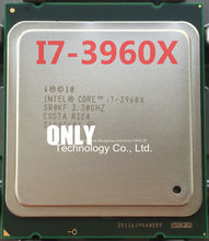 Intel Core i7 3960 i7 3960x CPU processor 3.3GHZ 32nm 130W LGA 2011 Six Core hexa core desktops scrattered