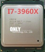 Procesador Intel Core i7 i7 3960 3960x CPU, 3,3 GHZ, 32nm, 130W, LGA 2011, seis núcleos, hexa Core, desktops scrattered