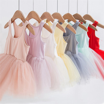 5b5b32ab7 La Princesa bebé niñas vestido de verano de los niños ropa de niña 0-5Y  niño niña Tutu vestidos para la fiesta de cumpleaños de los niños vestidos  de chica