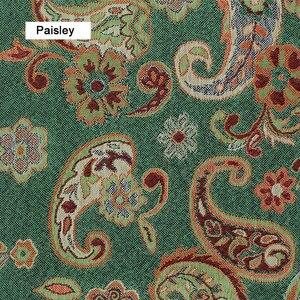 Image 2 - Paisley Tippet Aus Indien Winter Schal Ethnische Schals Mode Stola Baumwolle Indische Echarpe 190*70 cm