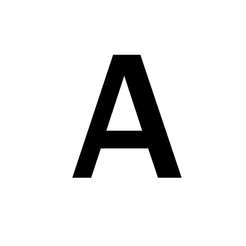 Унисекс, золото, серебро, цвет, A-Z, 26 букв, первоначальное имя, кольца для мужчин и женщин, геометрический сплав, креативные кольца на палец, ювелирные изделия - Цвет основного камня: A