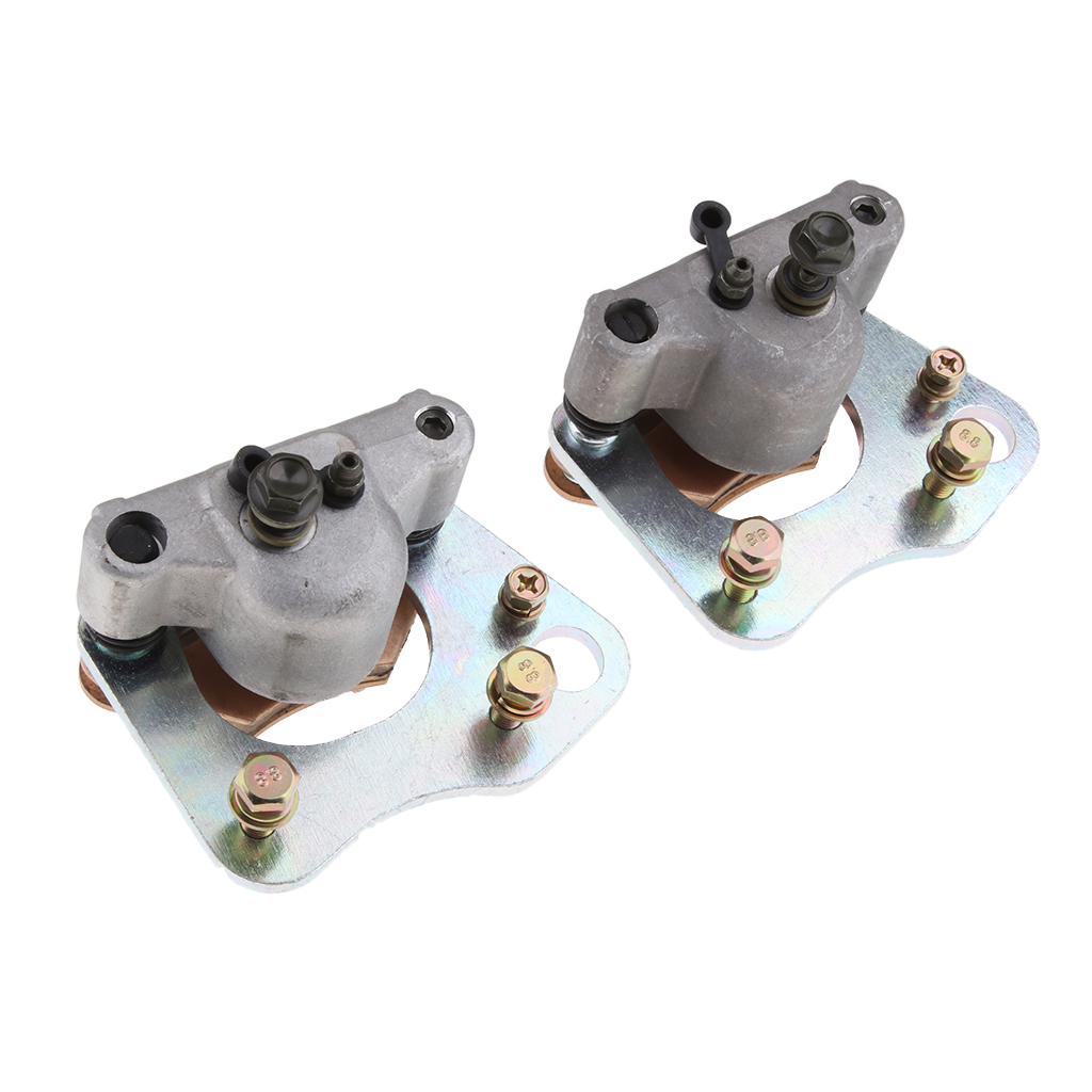 LEFT + RIGHT 2 X FRONT BRAKE CALIPER for Polaris SPORTSMAN 800 EFI 2010 2014-in ATV Parts & Accessories from Automobiles & Motorcycles    3