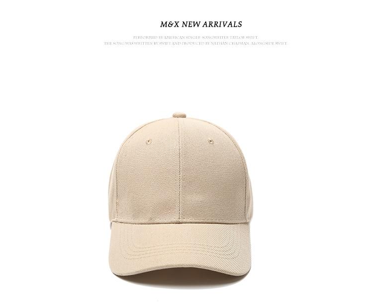 Brand Golf Baseball Cap Hat bone Men Women Baceball Snapback Caps Hat  Fashion Sun Truck Women Men Solid Causual Hat gorras