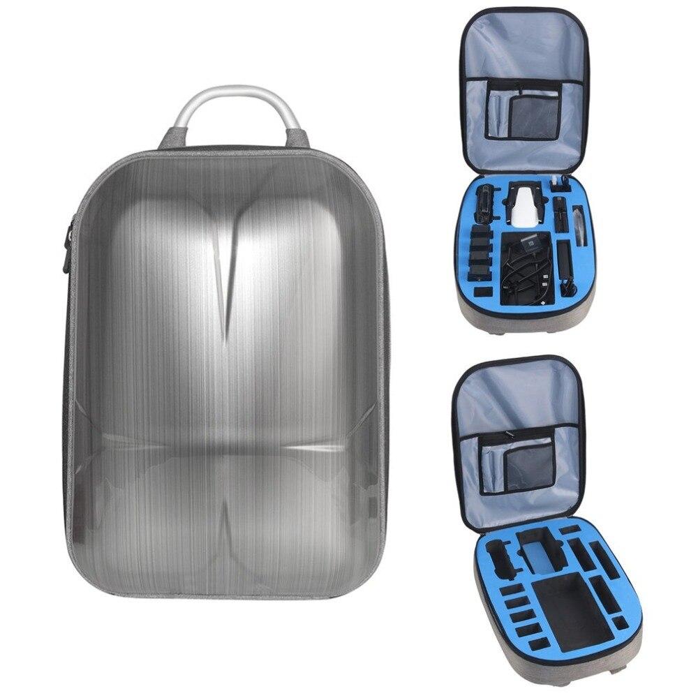 Waterproof font b Drone b font Storage Backpack Handheld Shockproof Hard Shell Case Breathable Shoulder Bag