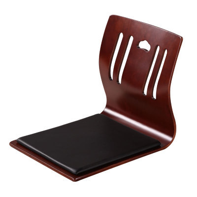 4pcs lot Home Living Room Tatami Zaisu Chair Leather Cushion Seat Japanese Floor Furniture Legless