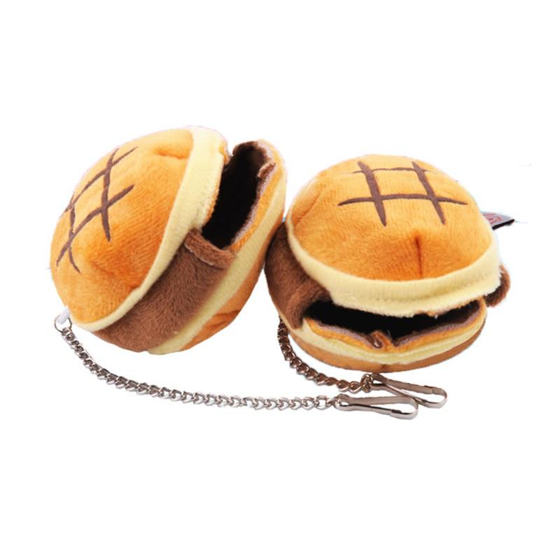 8*6 Cm Hamburger Hamster Huis Winter Warm Fleece Cavia Bed Mini Ras Egel Opknoping Bed 1 St 2019 Official
