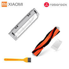 Suitable for Xiaomi Robotic Rolling Brush Cover Main Brush Box + Main Brush + tool for xiaomi vacuum replace xiaomi mi Robot(China)