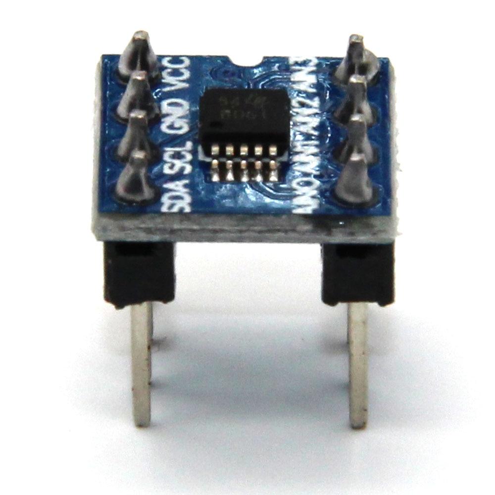2pcs/lot ADS1115 Module 16 Bit AD Module 4 Channel Data Acquisition Module