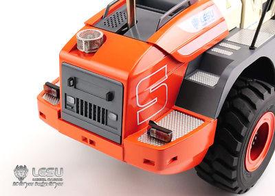 LESU Metal Hydraulic Loader RC 1/15 Car Model ESC Motor Servo W/O Battery TH02033