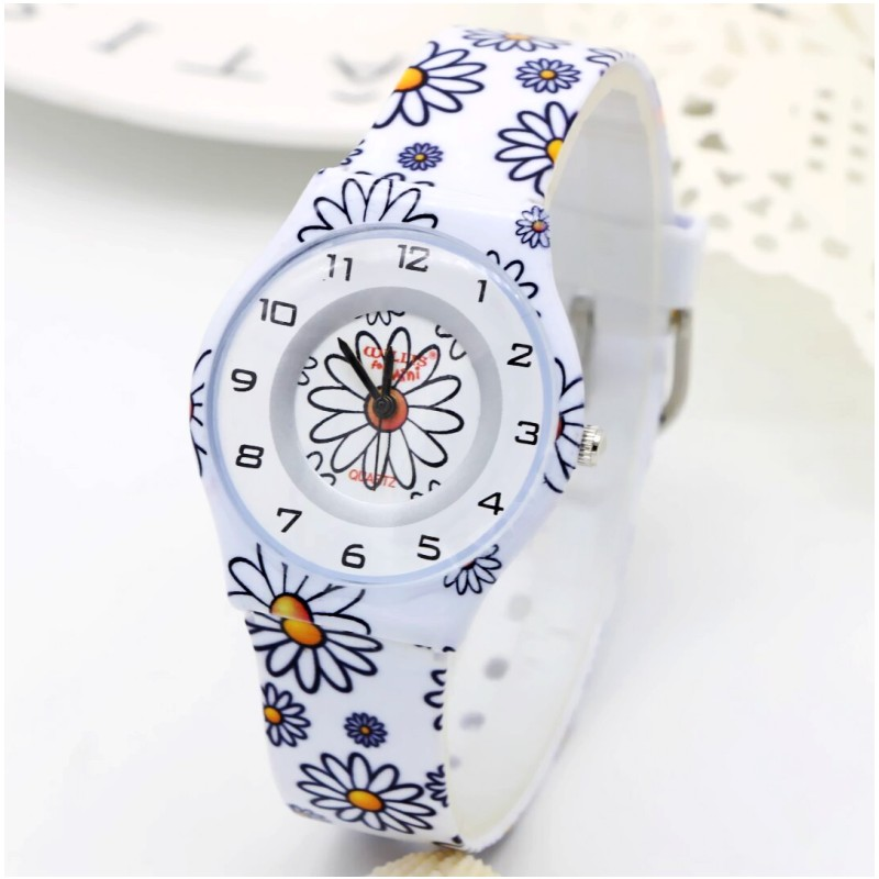 2019 Willis New Famous Brand Women Children Girls Pu-strap Ultra-thin Quartz Watches Ladies Casual Sports Waterproof Wristwatch