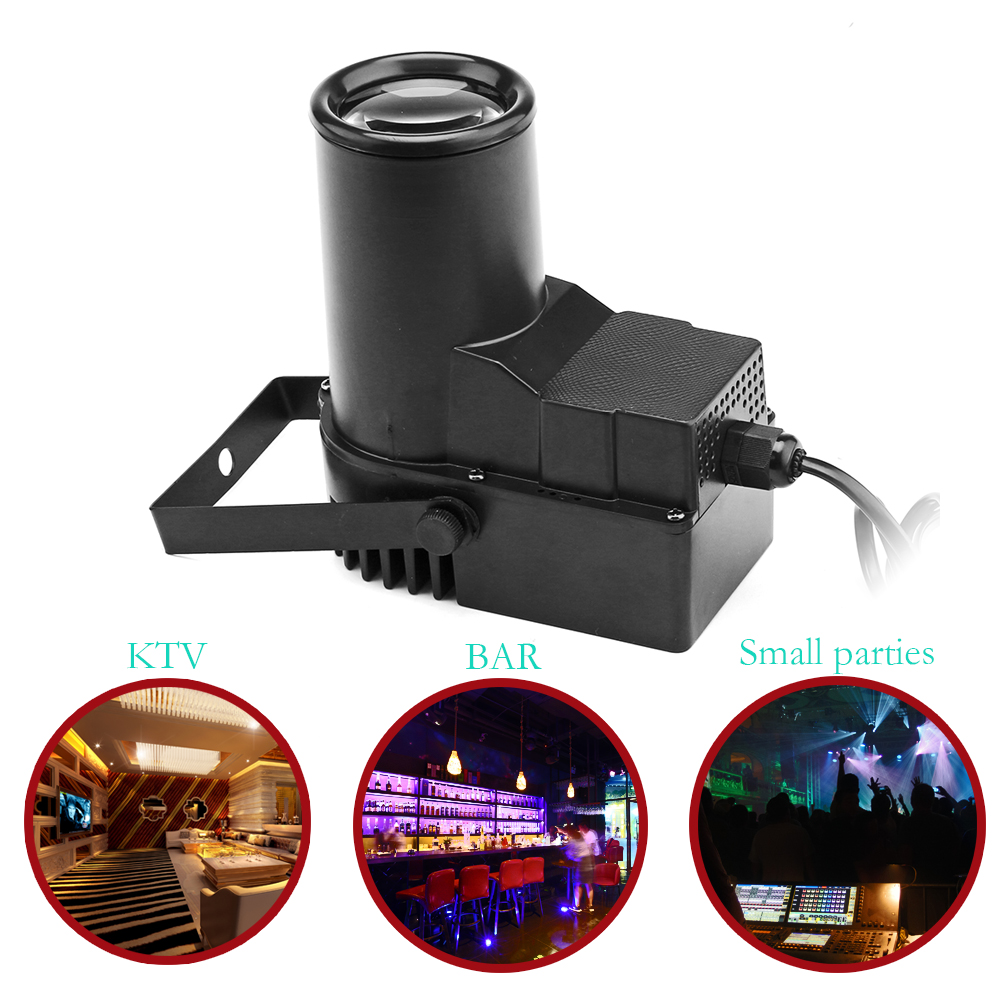 RGB LED Light LED Spotlight with IR Remote Control Spot LED Lamp for Home Party Decoration стоимость